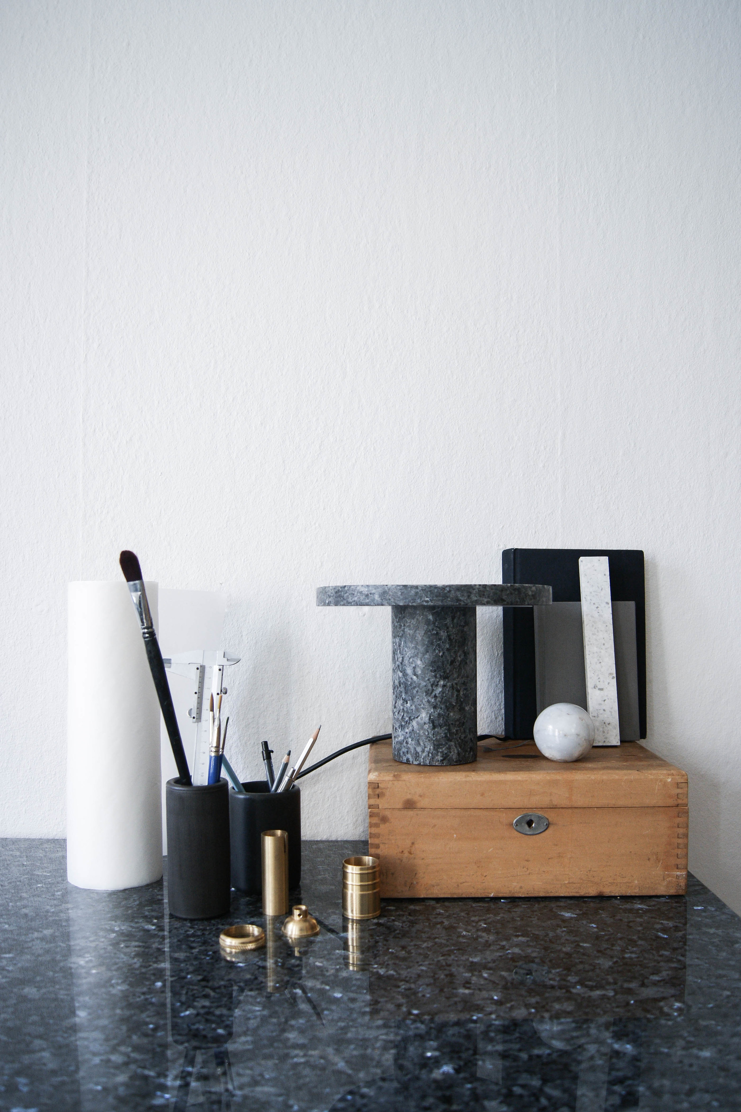 New Works Home Interior Styling Monique Consentinou Core Table Lamp