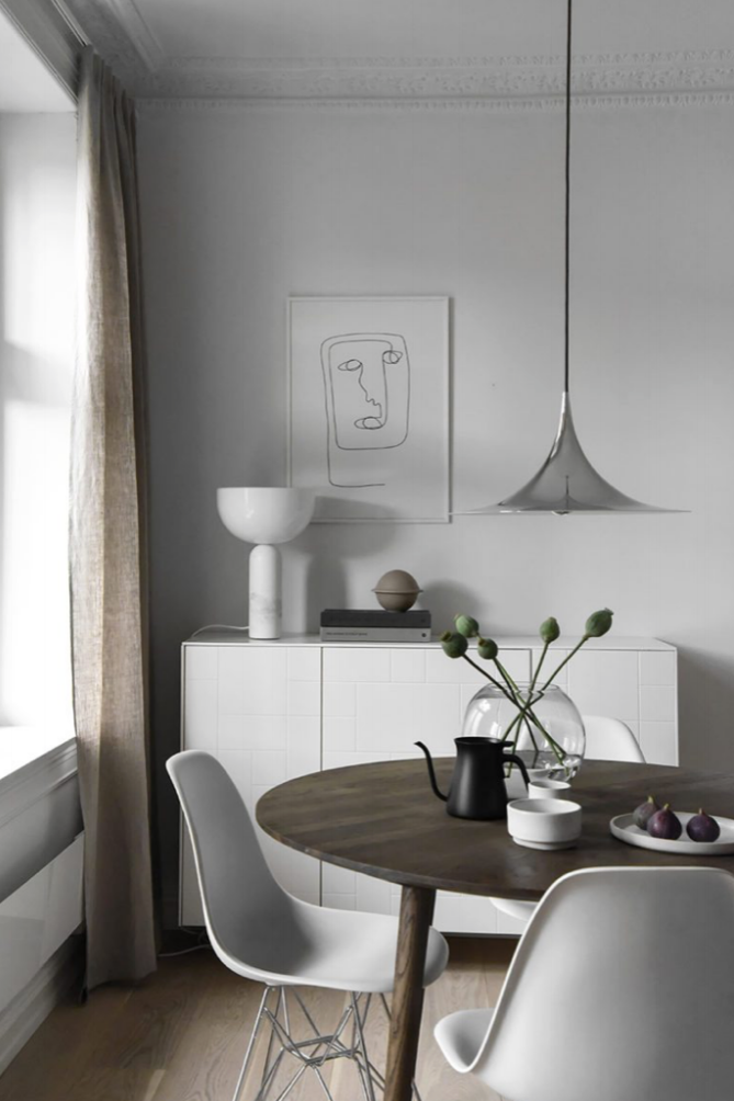 Scandinavian simplicity by @elisabethheier