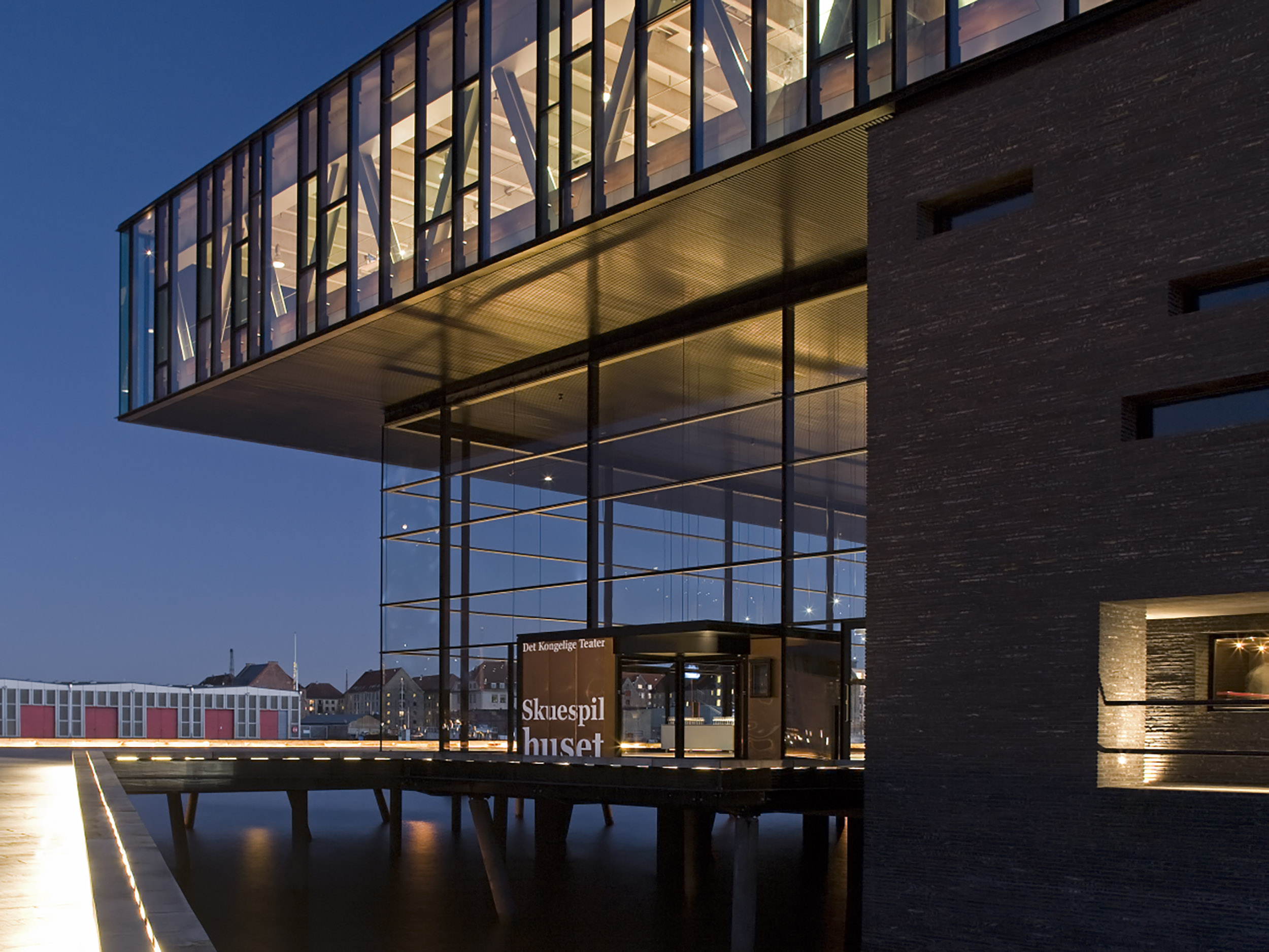 The Royal Danish Playhouse - Det Kongelige Teatres Skuespilhus