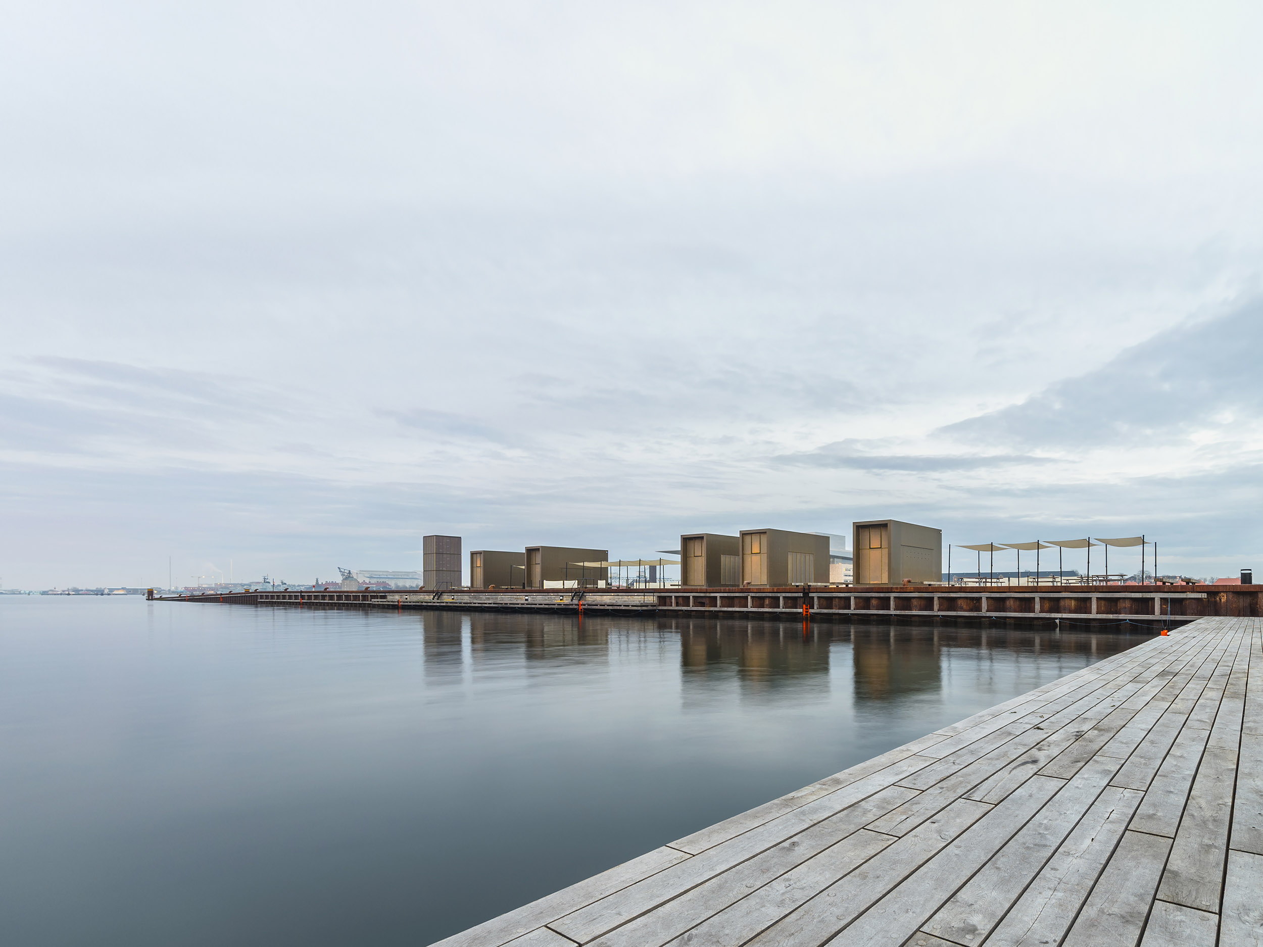 The Kvæsthus Pier -