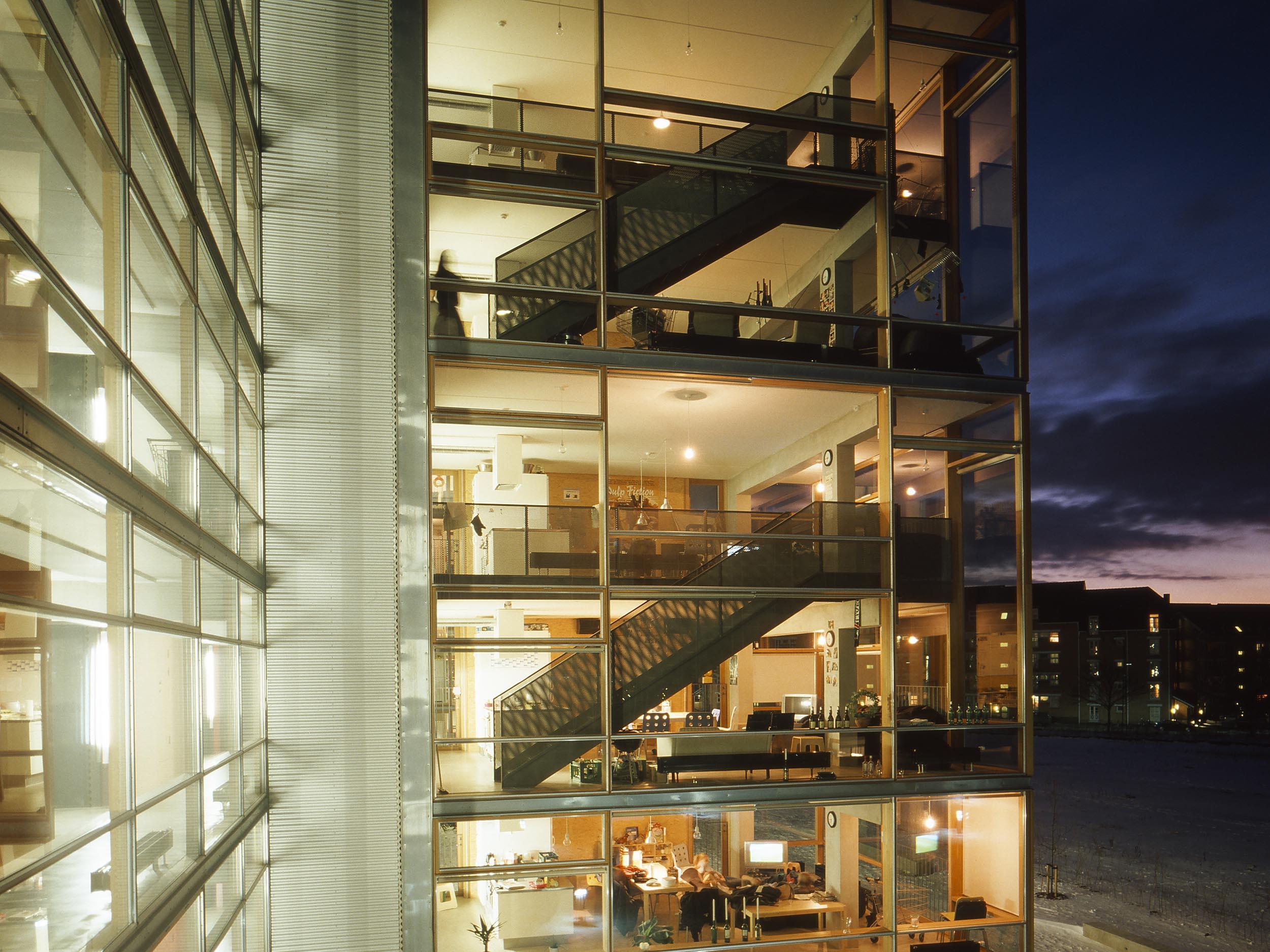 The IAK Dormitory -