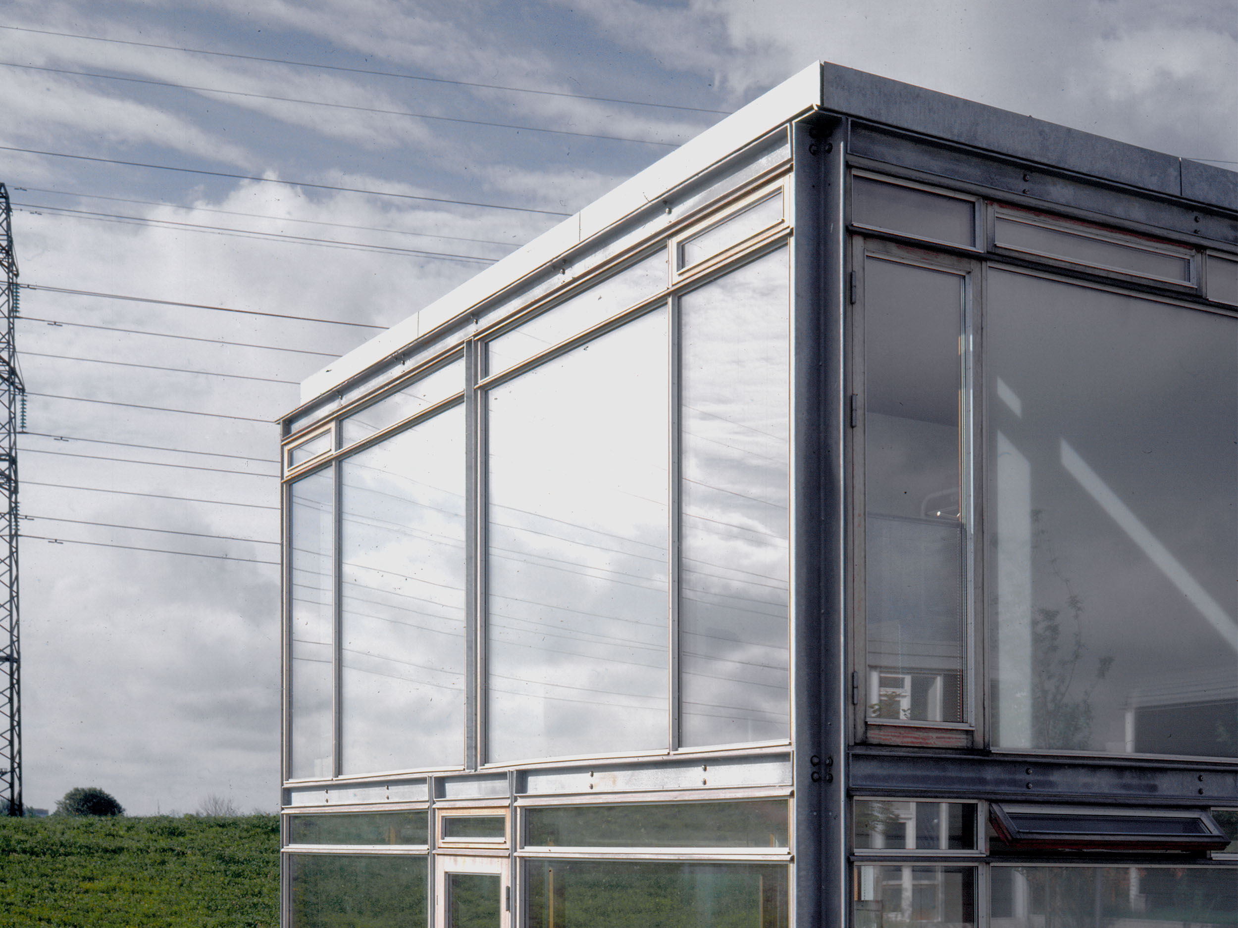 The Glass House -
