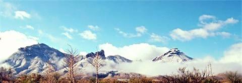 West Texas Mountains
