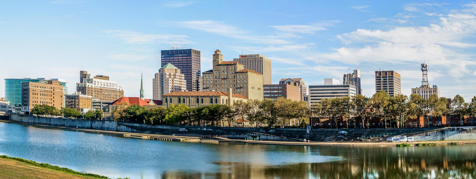Dayton, OH Skyline