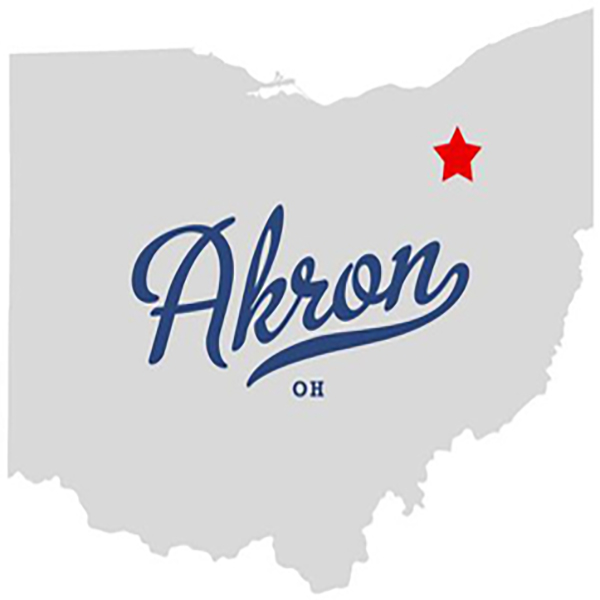 Akron, OH
