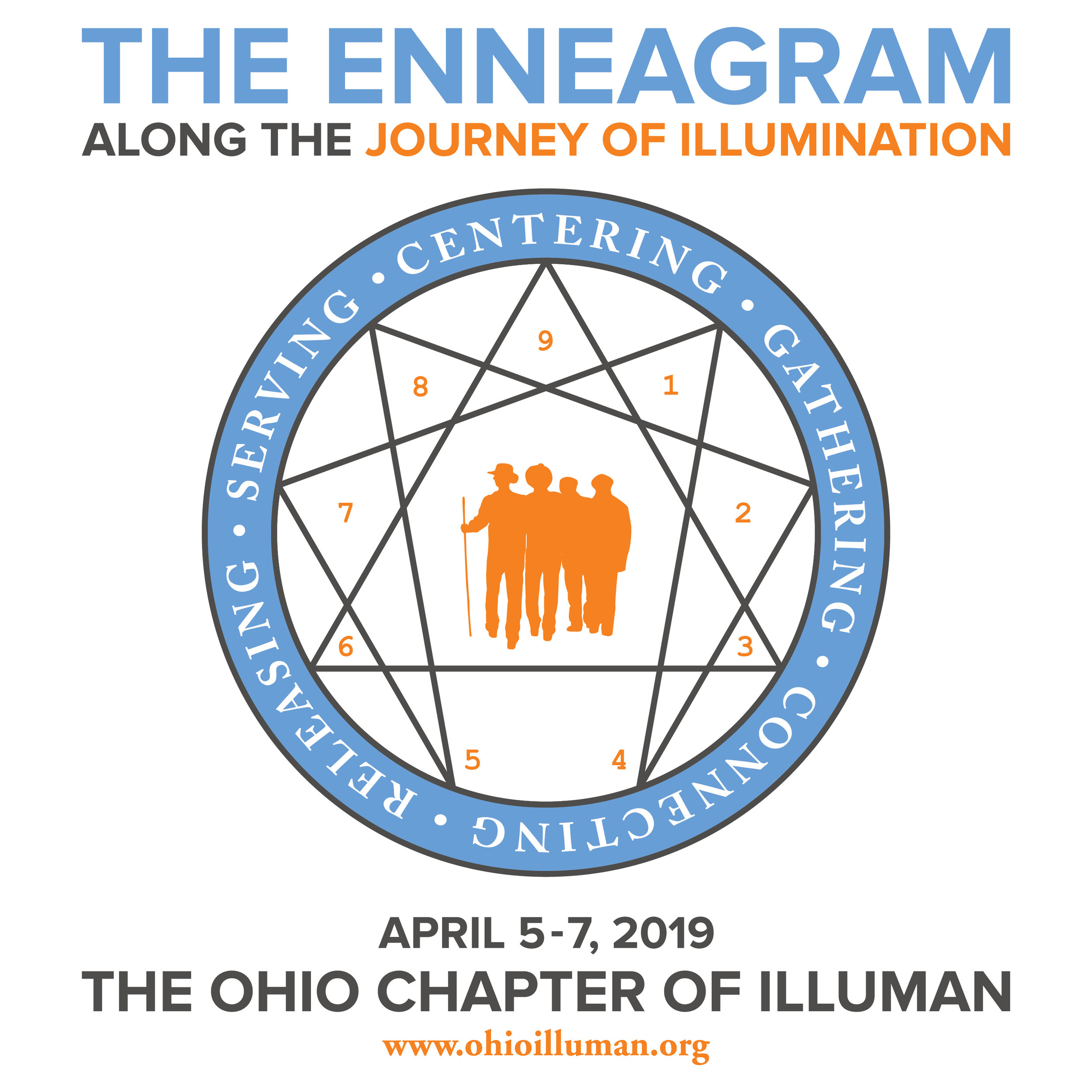 The Enneagram - Along the Journey of Illumination