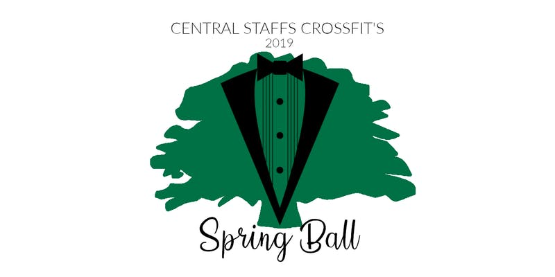 Central Staffs CrossFit Spring Ball