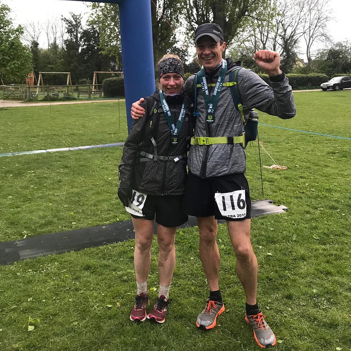 Shonagh Kinnear Ultra Run