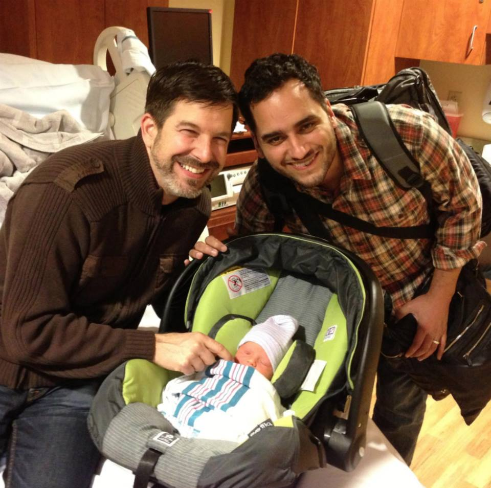 #throwbackthursday  #35 - March 29, 2013. The day Timand I started our journey back home from the hospital with Avery.  #rememberingtim