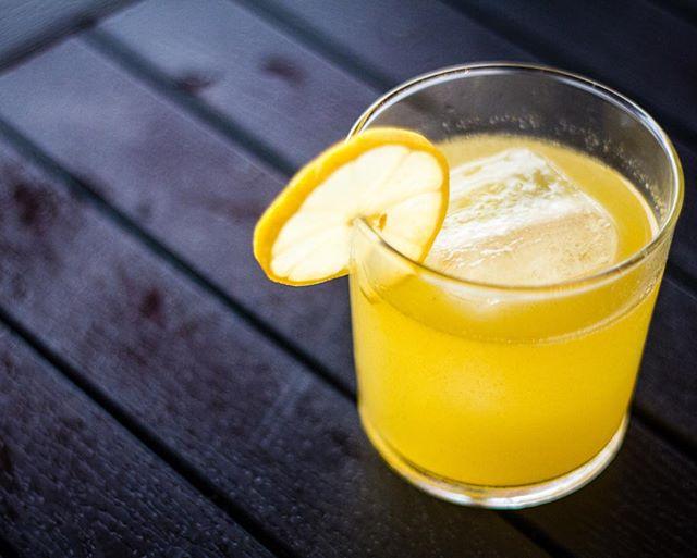 Punk'dkin: Mezcal, Triple Sec, Pumpkin Juice and Lemon. Just in time for #Halloween!  #acreativedc #edibledc #foodwinewomen #imbibegram #jbffall #thisisfall #dcfoodporn