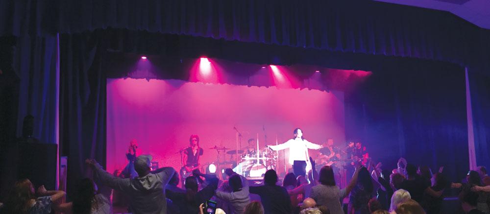 Jackson Live in Concert, Burgess Hill, West Sussex