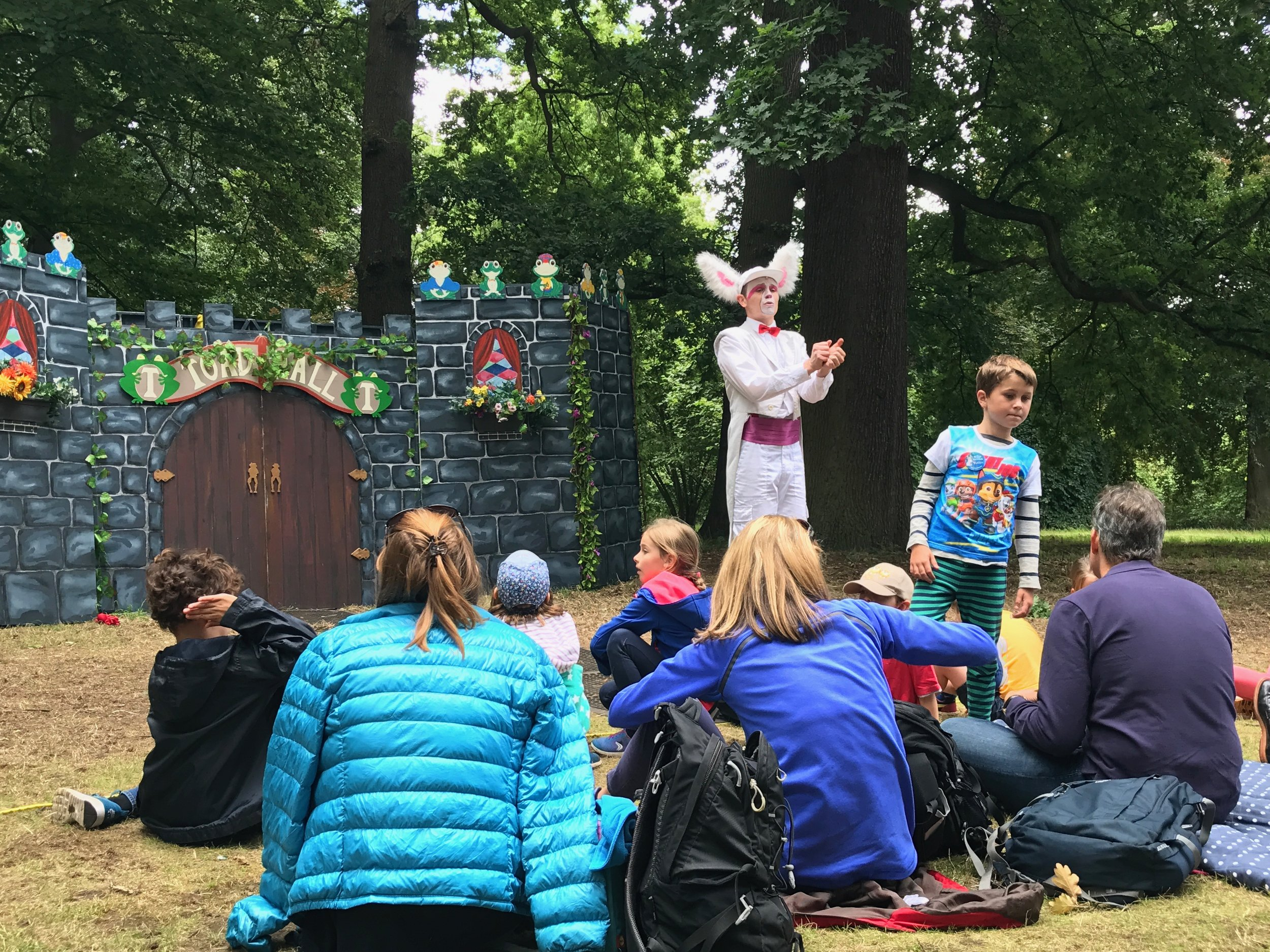 Wind in the Willows tour comes to Ardingly's Wakehurst Place this summer