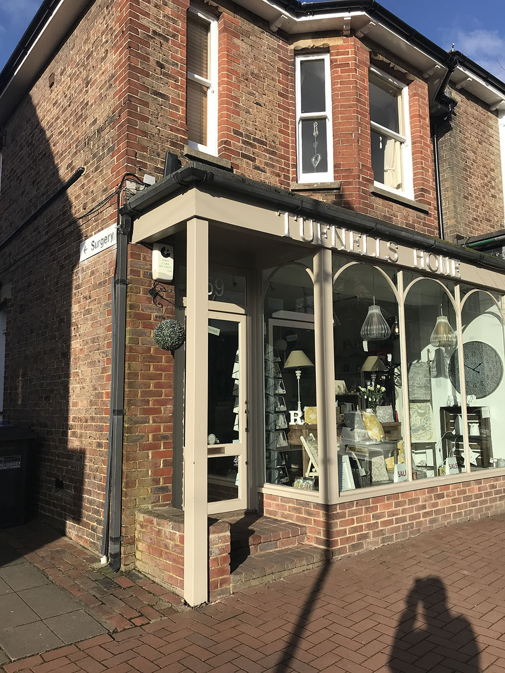 7 - Tufnells Home shop on Lindfield High Street