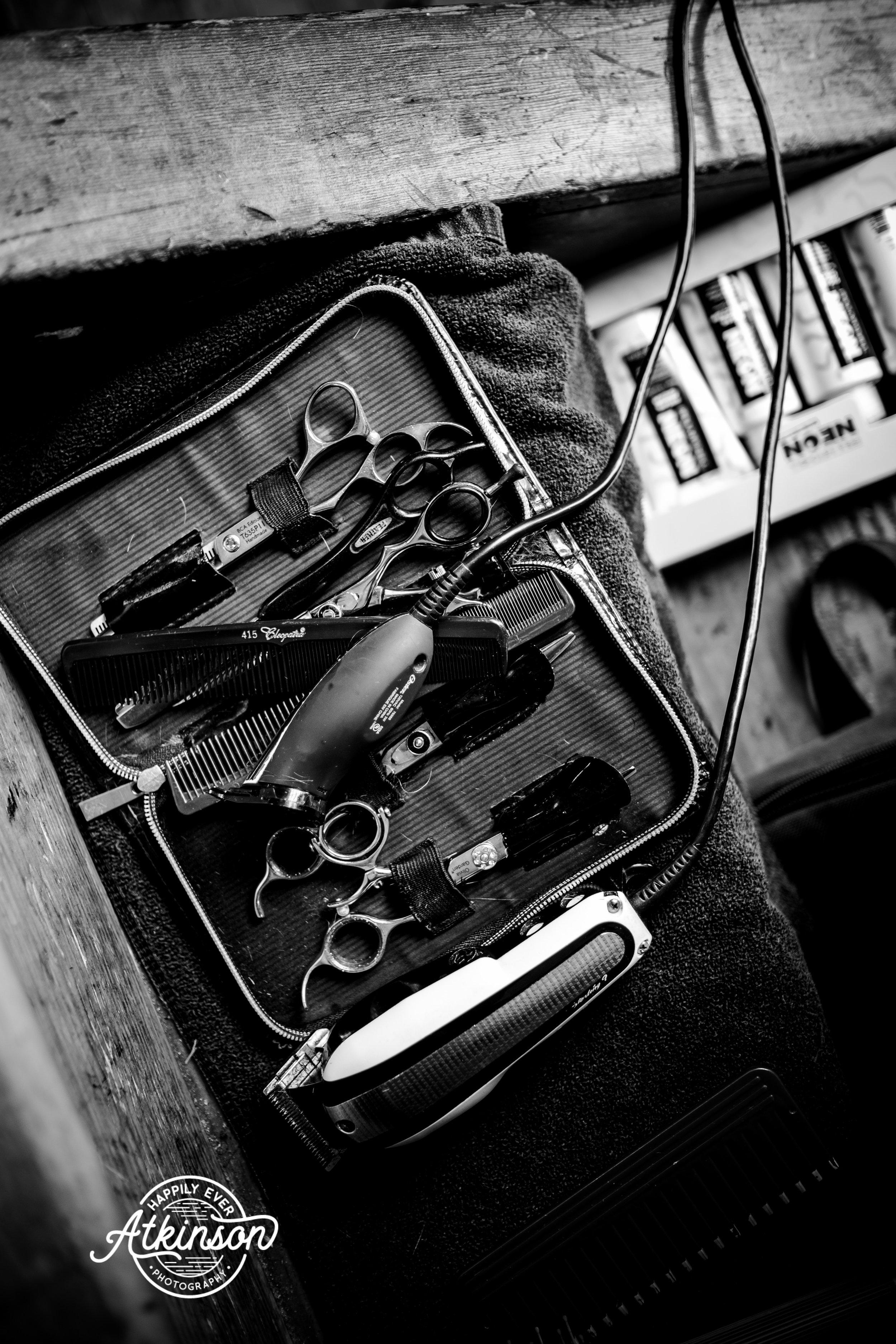 stylists tool belt