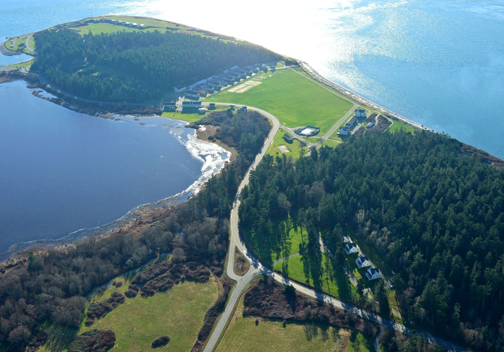 Cascades Camp will be held at Fort Casey on Whidbey Island.