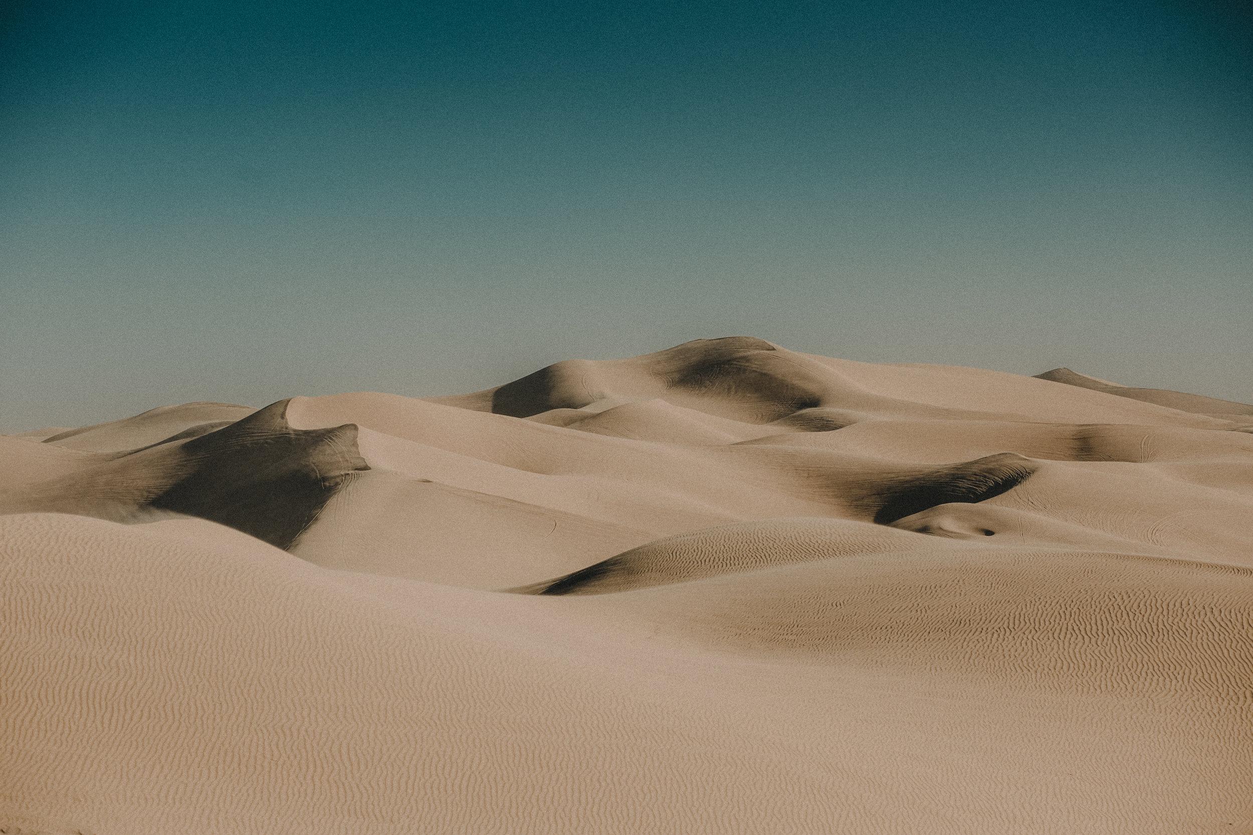 01/30/16 - IMPERIAL SAND DUNES, CALIFORNIA, U.S.A.