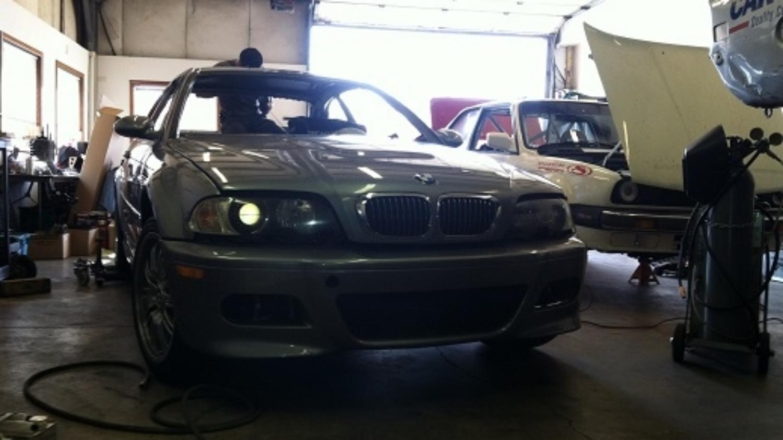 E46 M3 Race Build