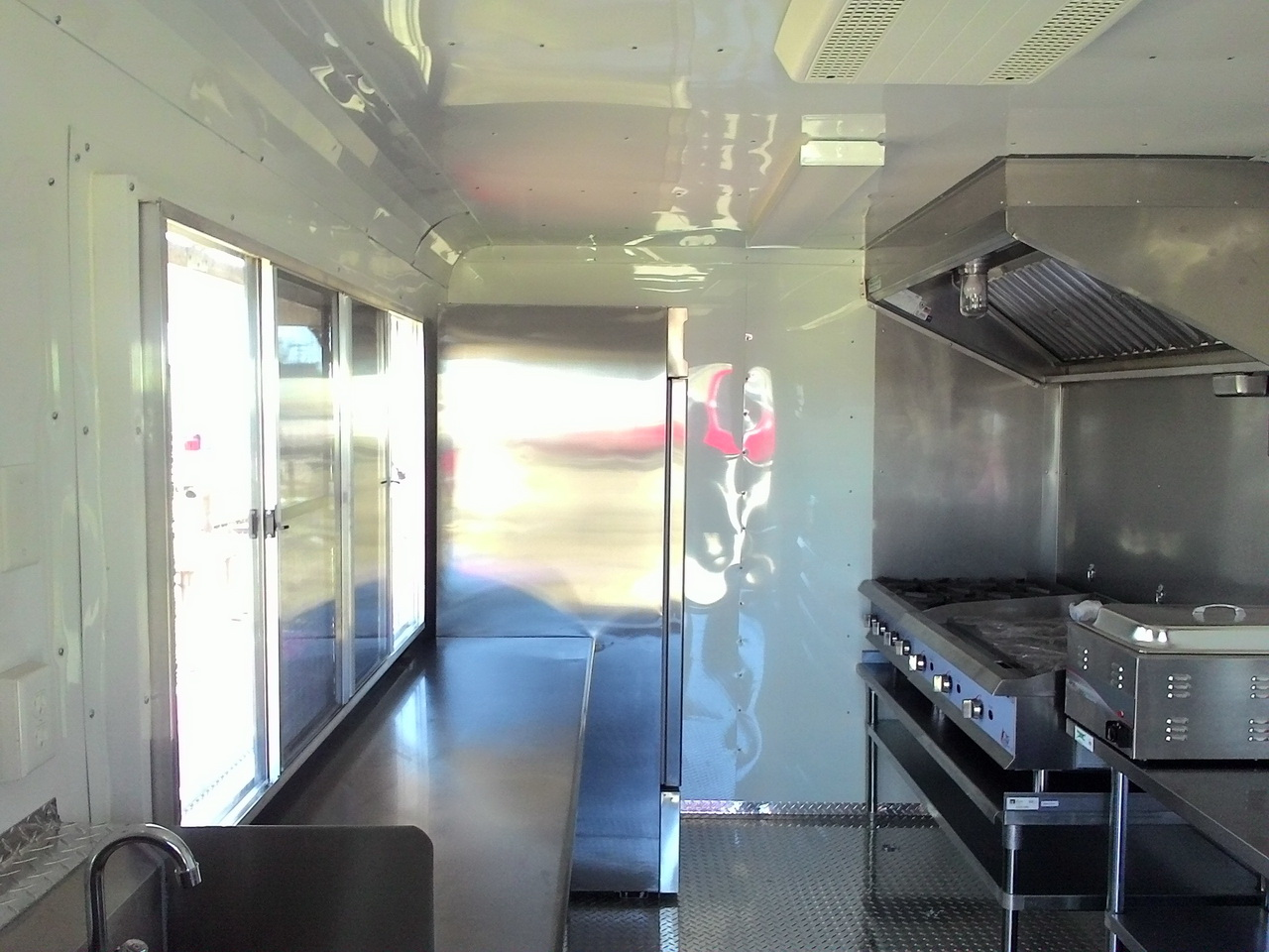 custom concession trailer made in texas
