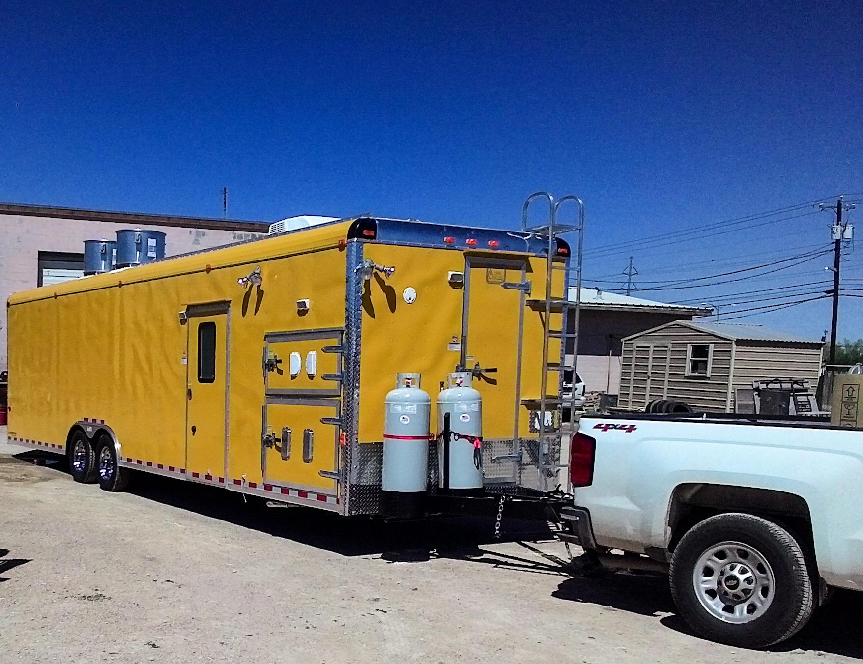 Texas Mobile Custom Concession Trailer