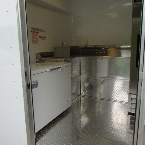 cusom built texas concession trailers