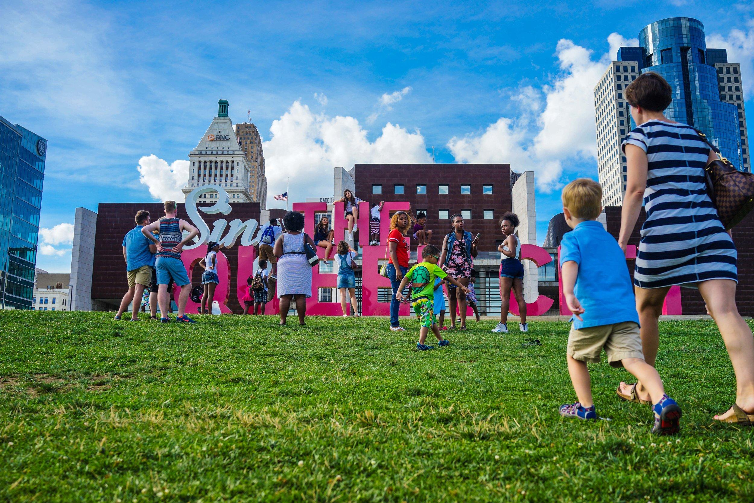Cincinnati Downtown, Cincinnati, Ohio