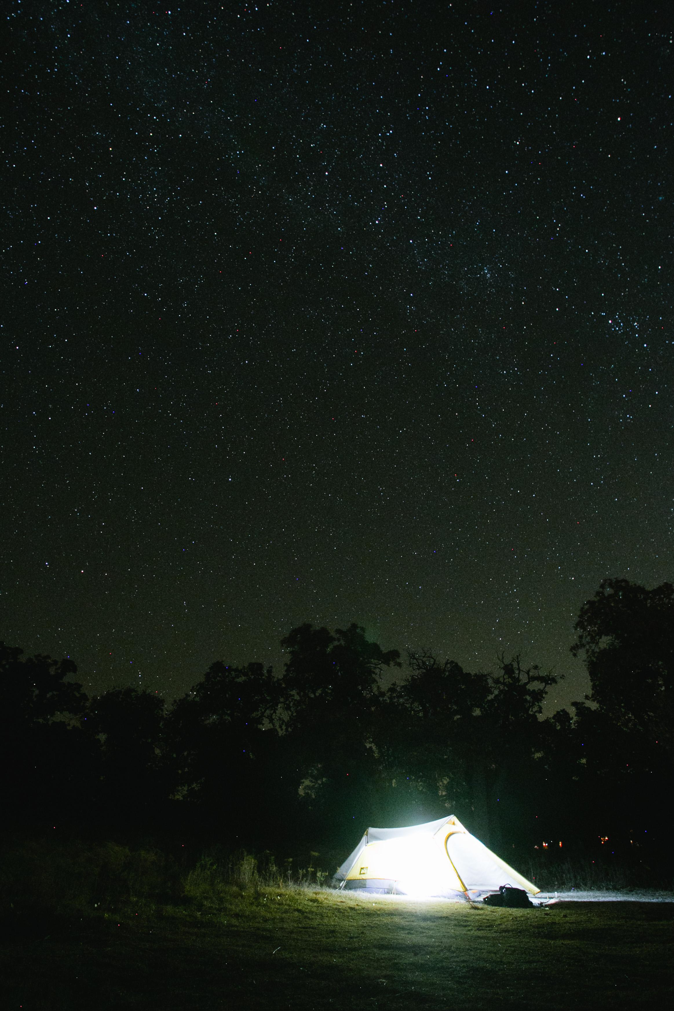Daniel's tent