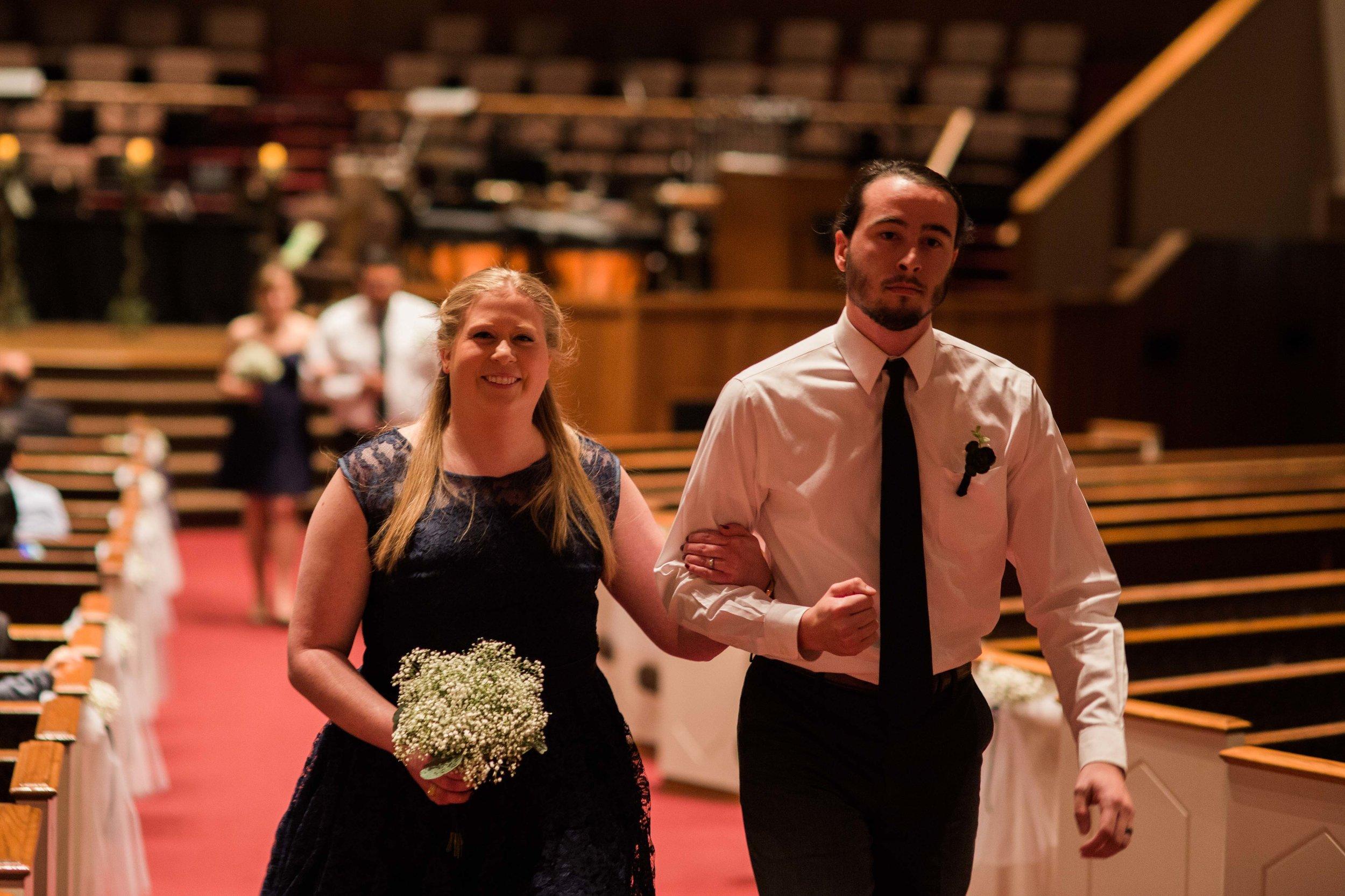 Courtney and Daniel