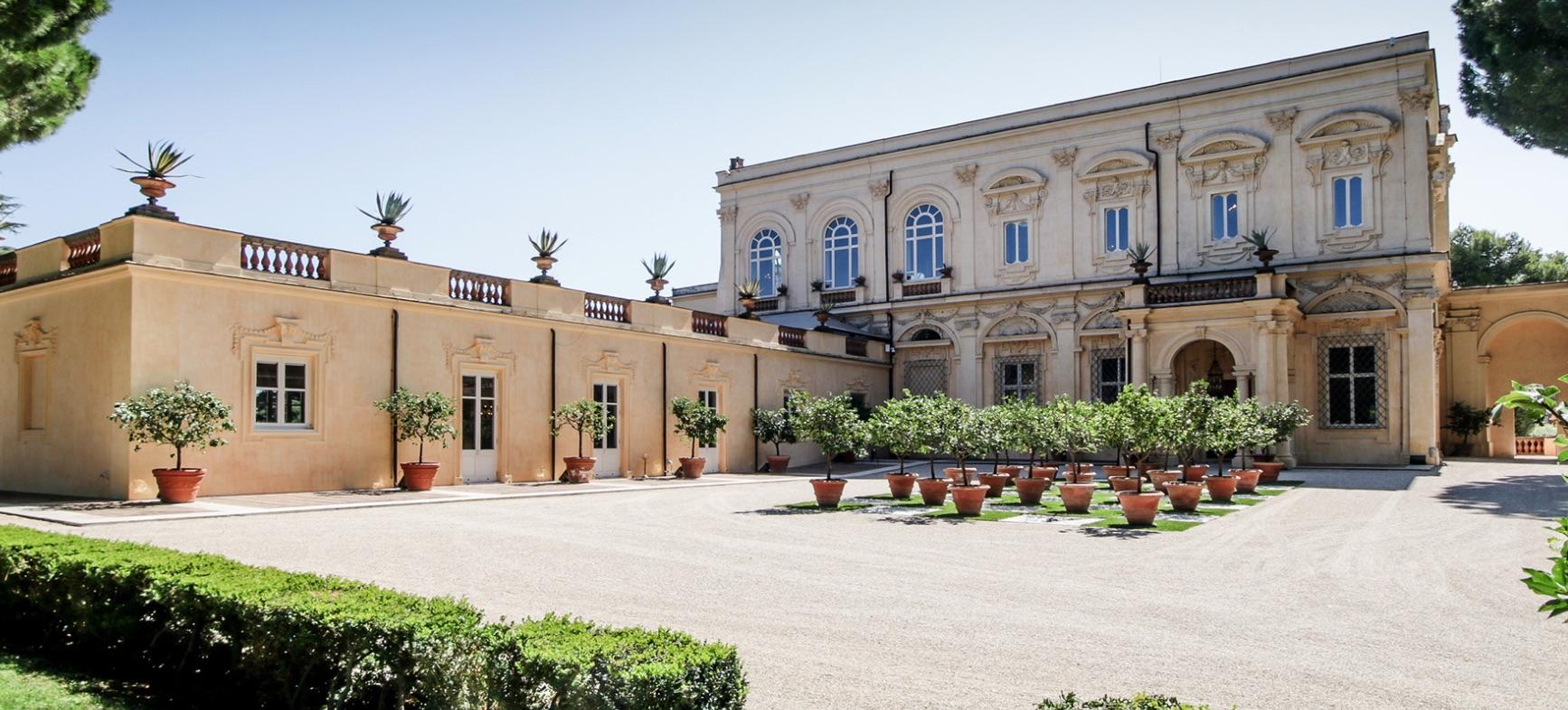 Un'occasione unica per scoprire le cantine del territorio Lugana, degustando vini di alta qualità in una Villa storica nel cuore di Roma - Villa Aurelia, Roma