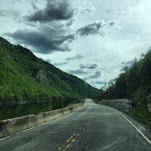 It's always a pleasure making the trip to the beautiful Adirondack Mountains of Upstate New York. This stretch of road is a particular gem - it's not unusual to see rock climbers hanging off the cliffs on either side of the road; we typically stick to enjoying the sights from the comfort of the band van. This summer brought some wonderful times in Saranac Lake at our favorite place The Waterhole; and we were also fortunate to open up for legends Commander Cody and Molly Hatchet at the Lake George Americade Motorcycle Rally, and participate in the up-and-coming festival Eastbound Throwdown a bit further south with our great buds Eastbound Jesus. For all this we are thankful.