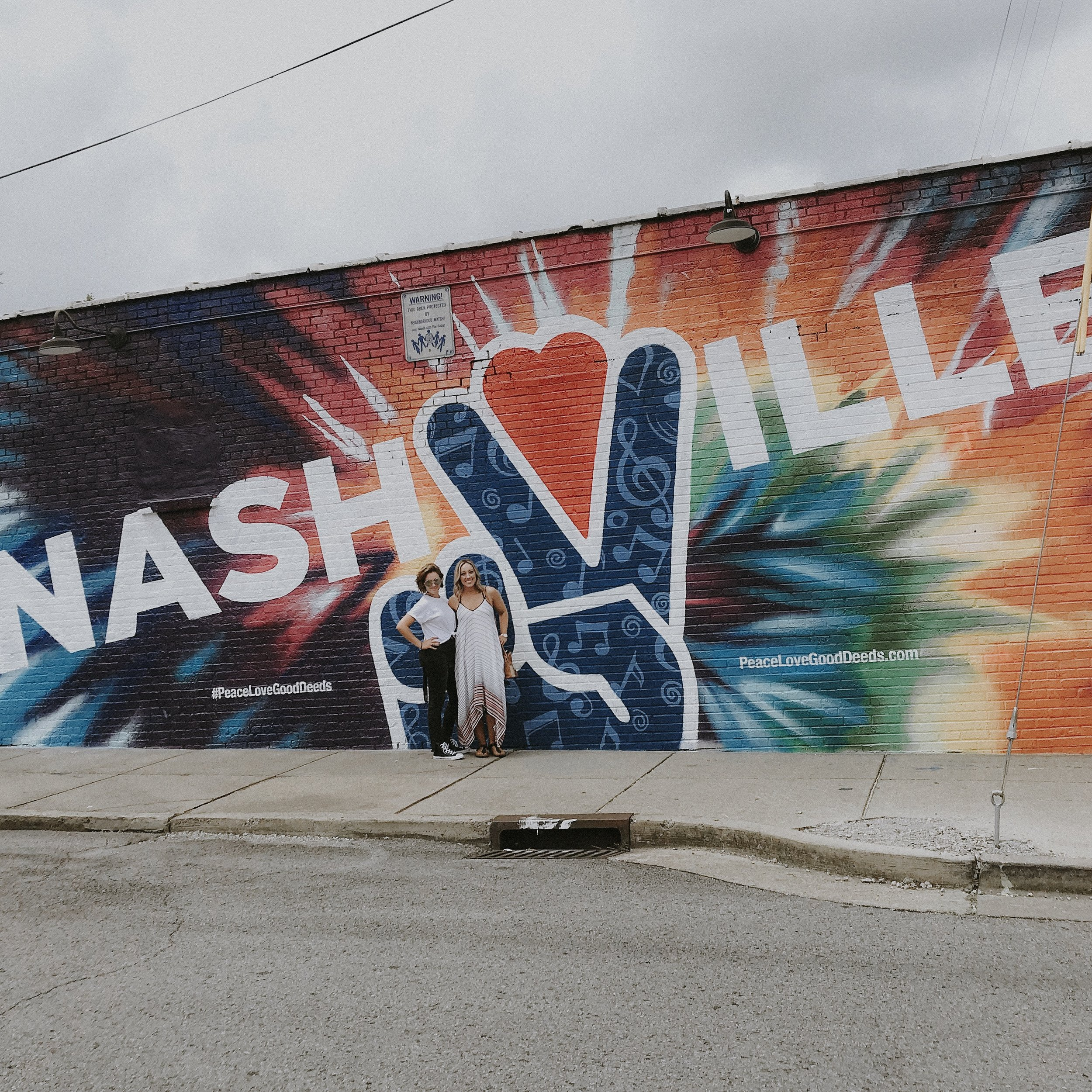 This fun wall is located in 12th South. The entire street is full of fun spots to take photo's, eat and shop.