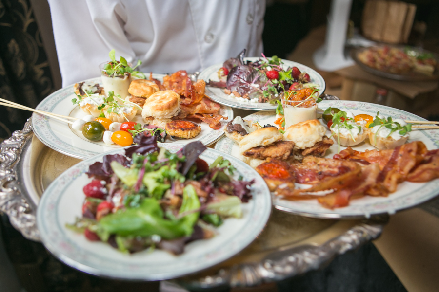 Food:  8 Lavender Lane  Photo: Divine Images