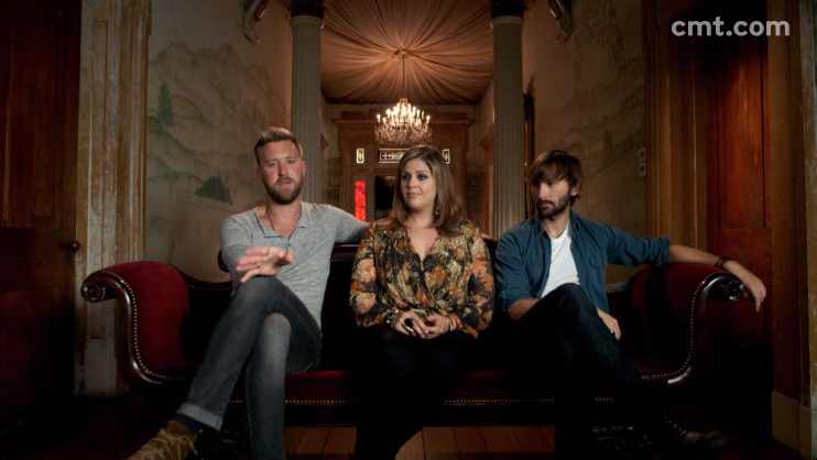 Lady Antebellum - photo curtesy of CMT.com