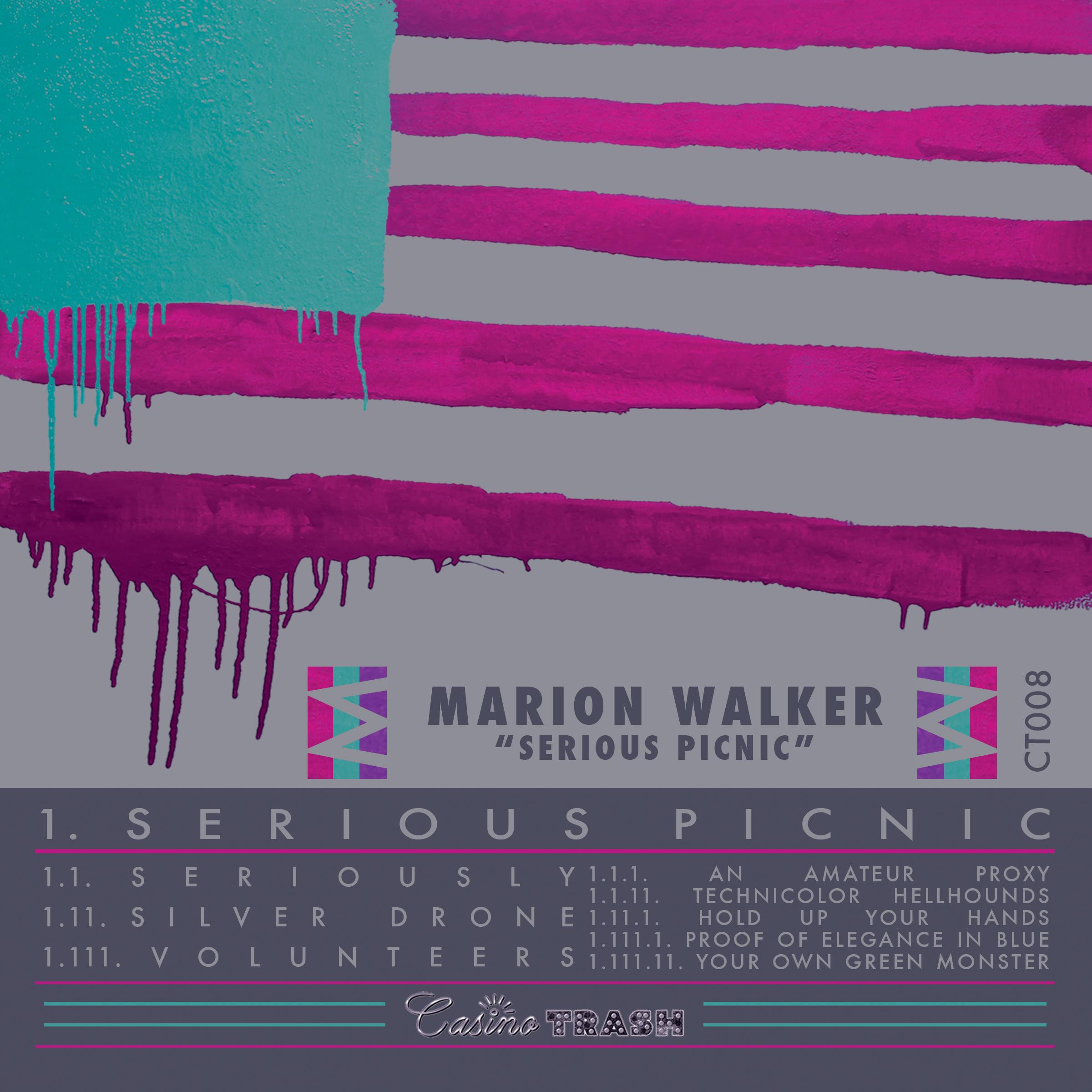 marion walker - serious picnic