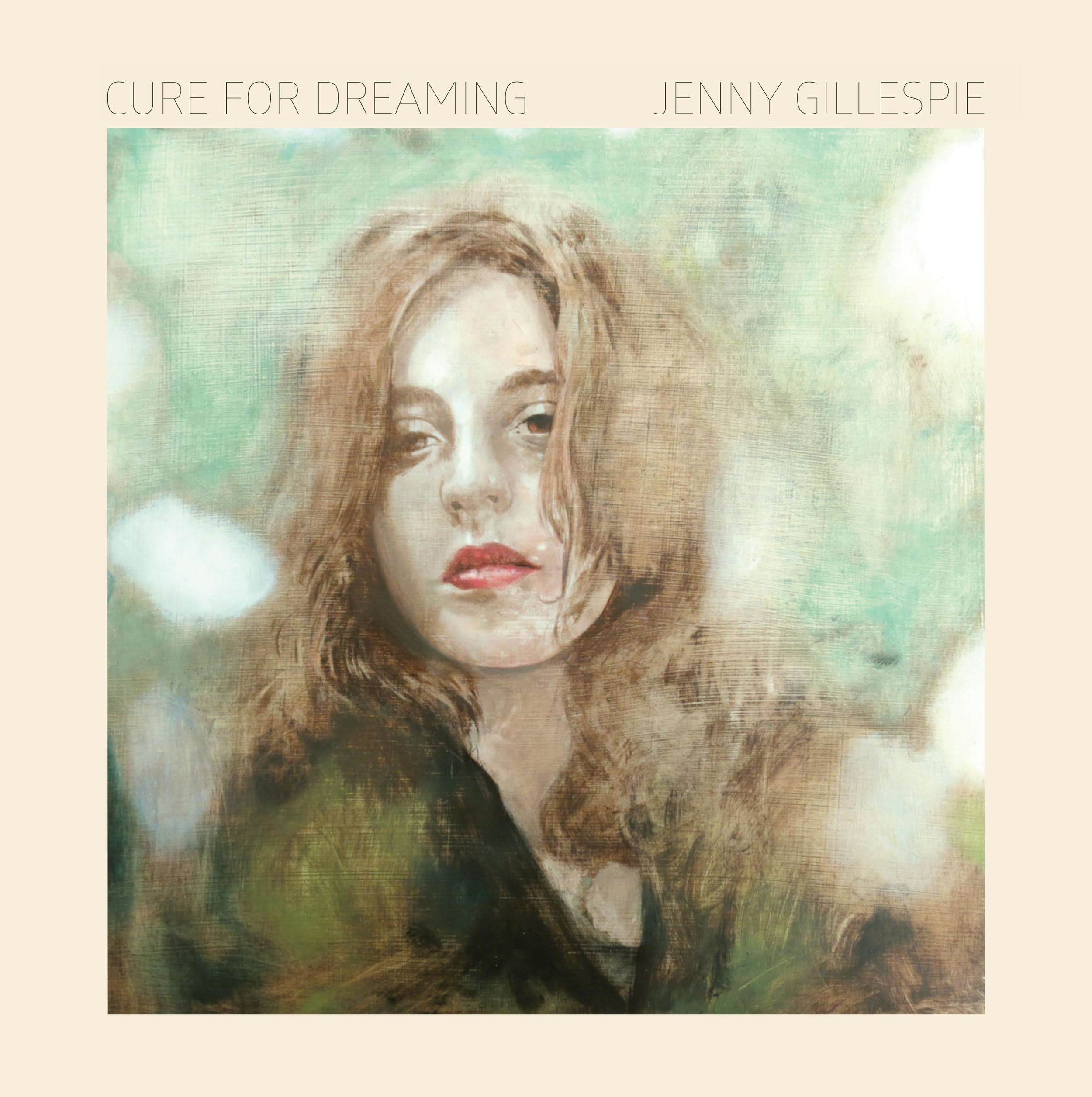 jenny gillespie - cure for dreaming