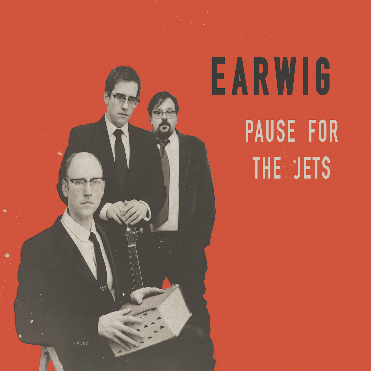 earwig - Pause for the jets