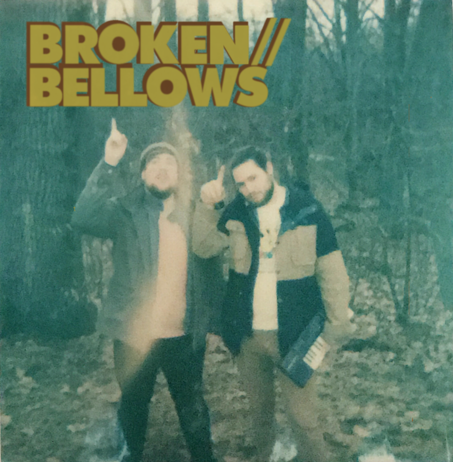 broken bellows - the card table