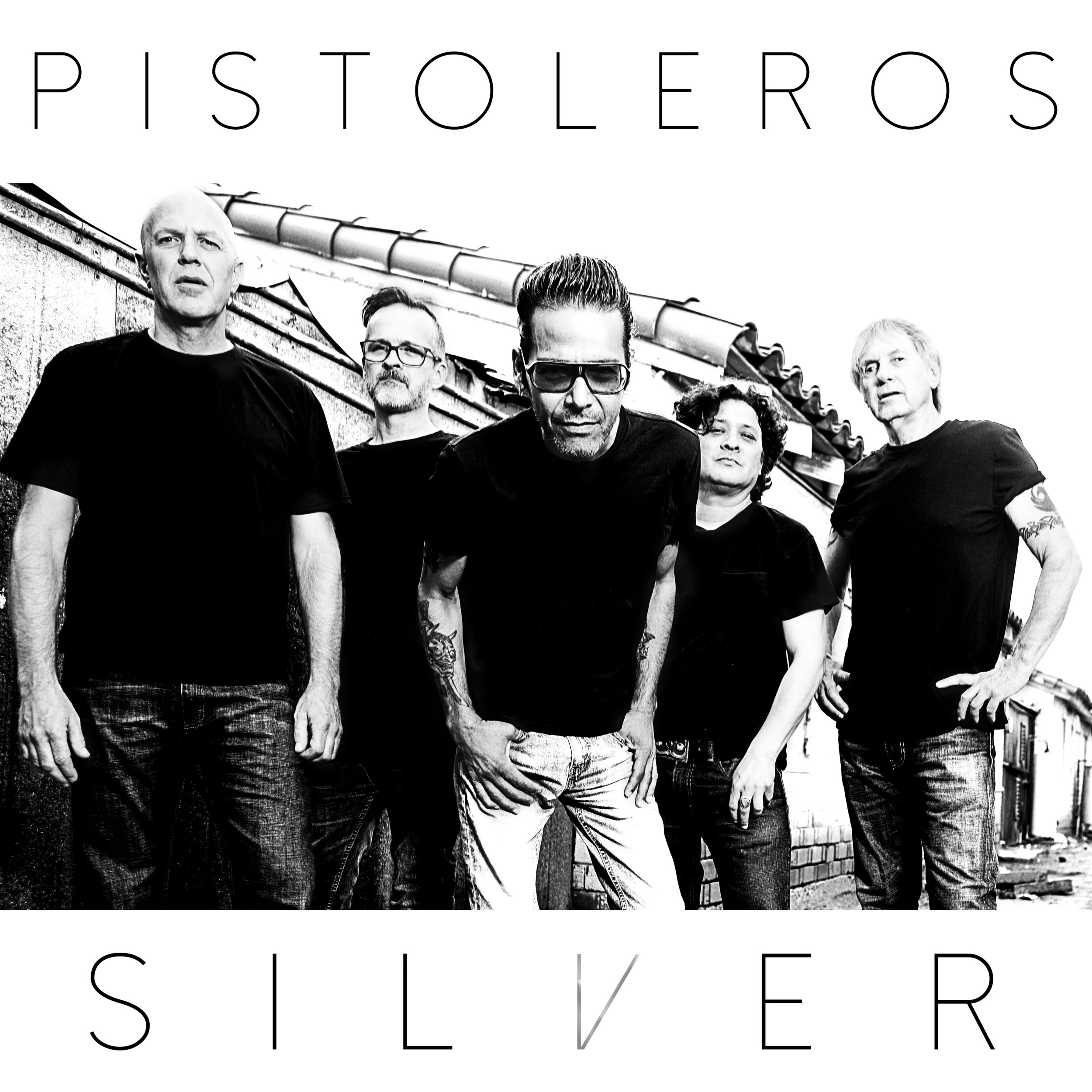 pistoleros - silver