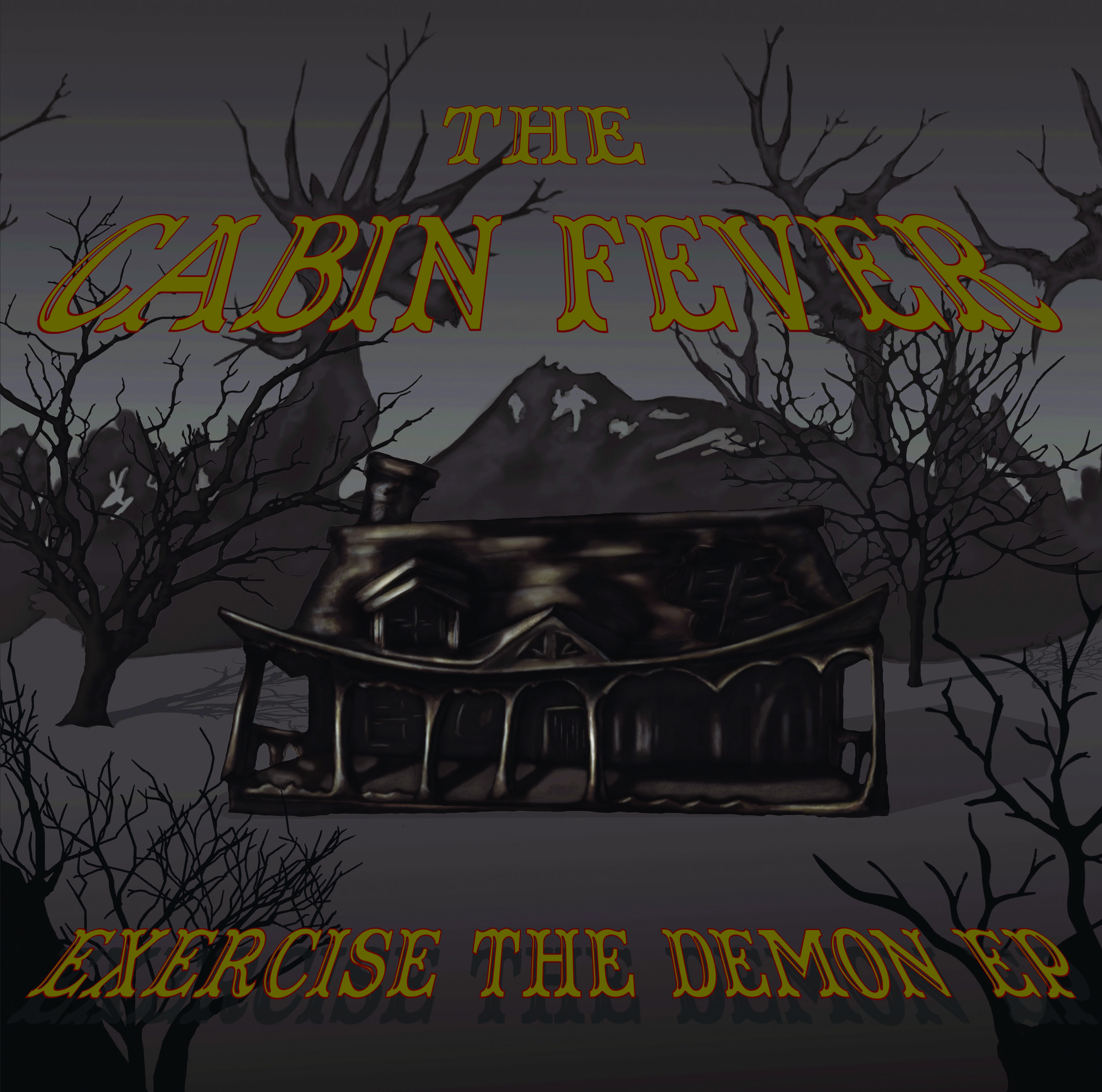 The Cabin Fever Exercise the demon EP coverart.jpg