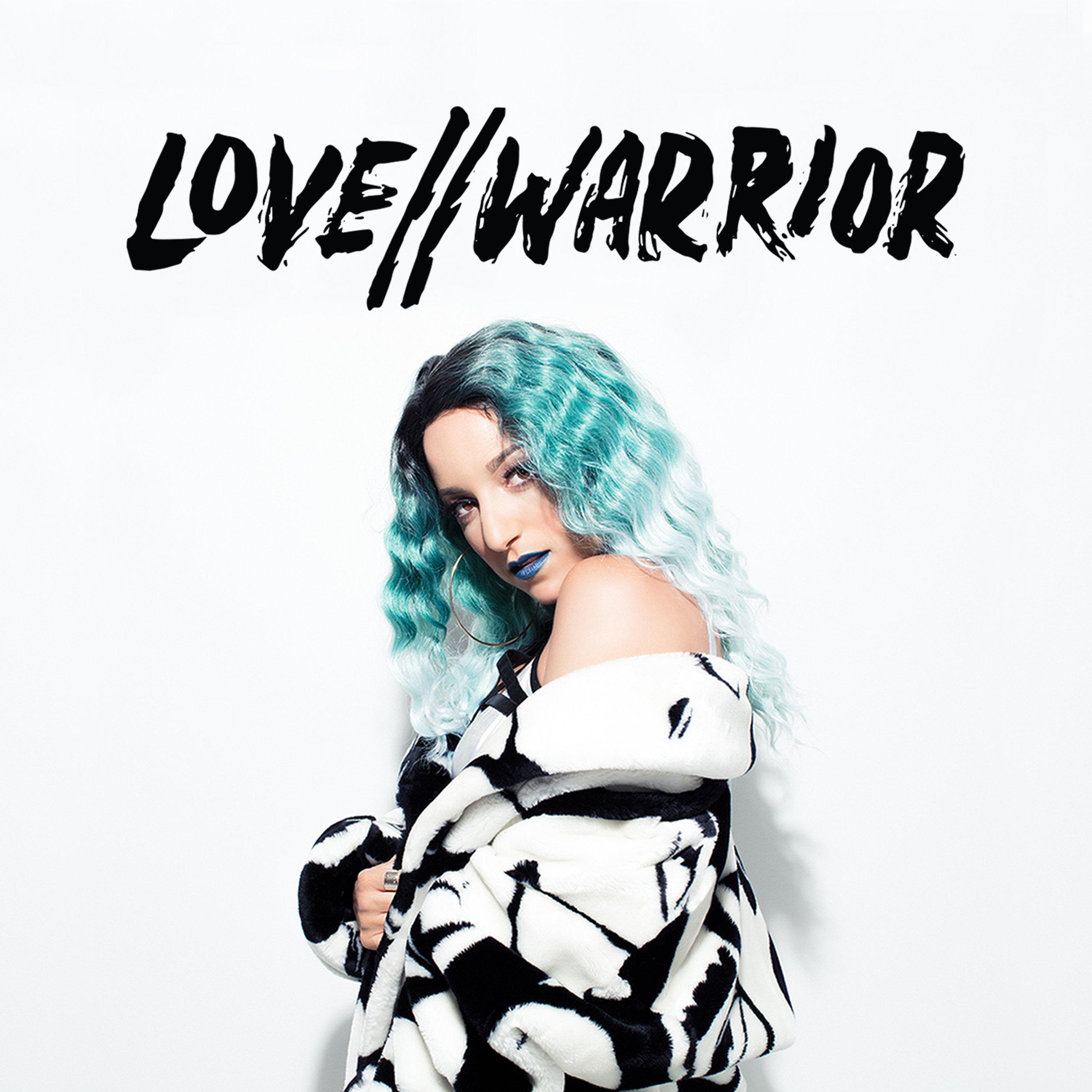 Frankie simone - LOVE//WARRIOR