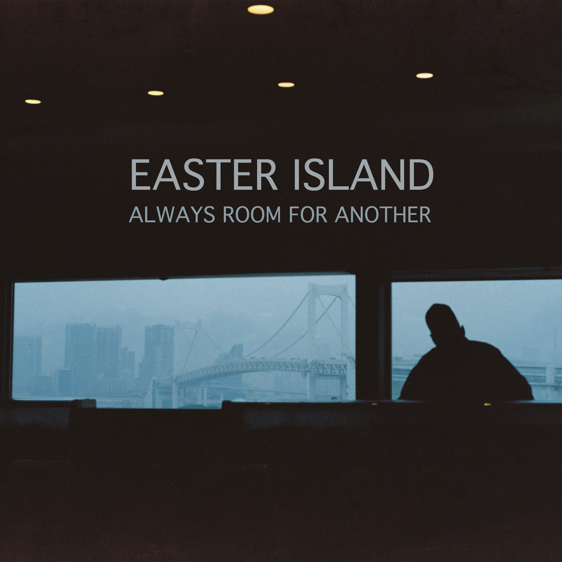 easter island - always room for another