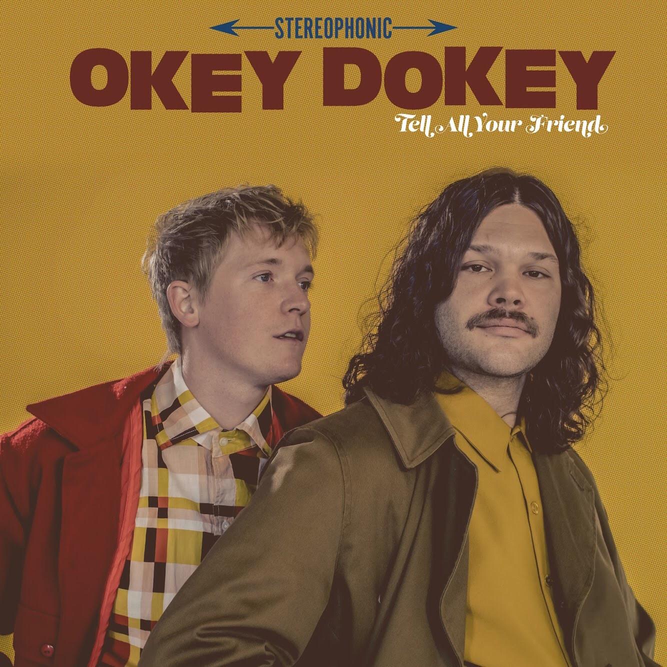 Okey Dokey -Tell All Your Friend