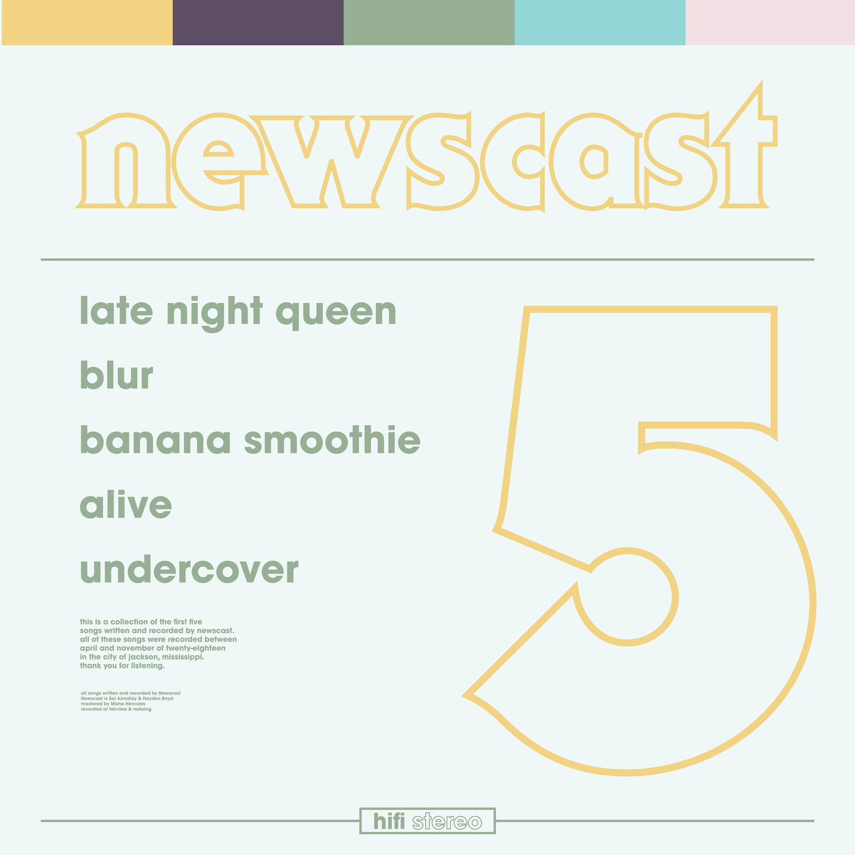 Newscast - 5 EP