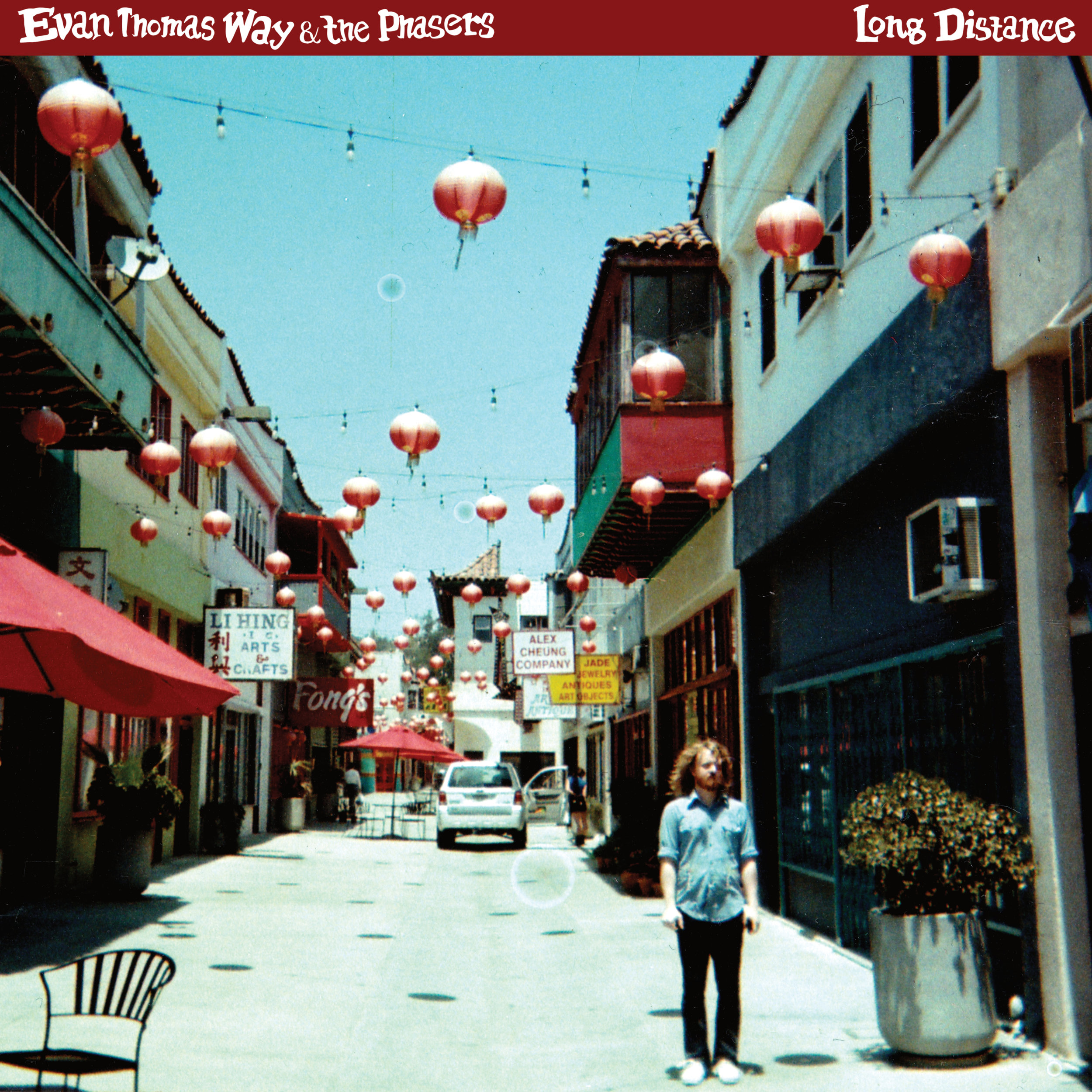 Evan Thomas Way & The Phasers - Long Distance