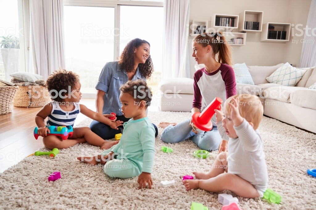 mom & baby playgroups - A mat leave must! Find your tribe of local moms with babies in a similar age. Meet at a local park, library, coffee shop, or someone's house for a weekly does of laughs, support and encouragement.