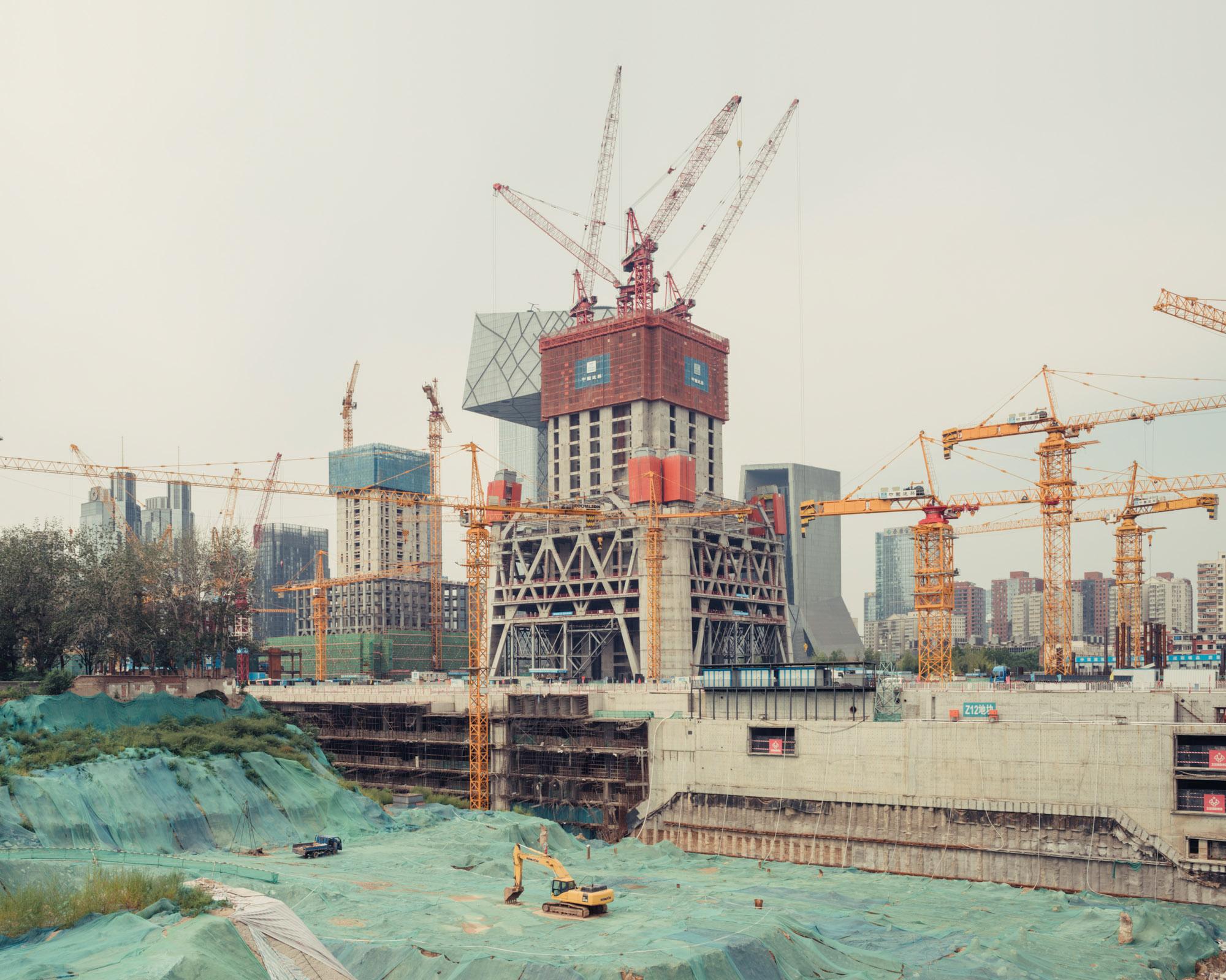 China, Work in Progress