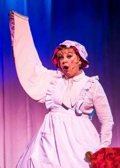 as Mrs Potts
