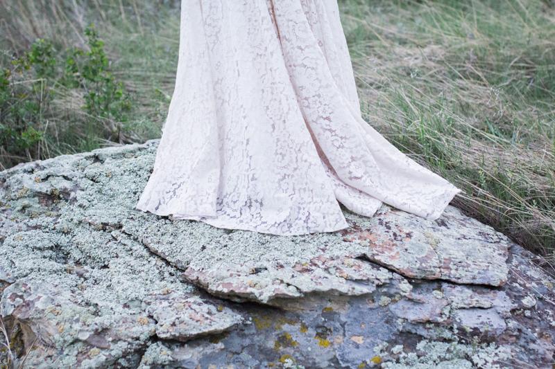 Truvelle gown - Colorado Mountain Wedding Photographer