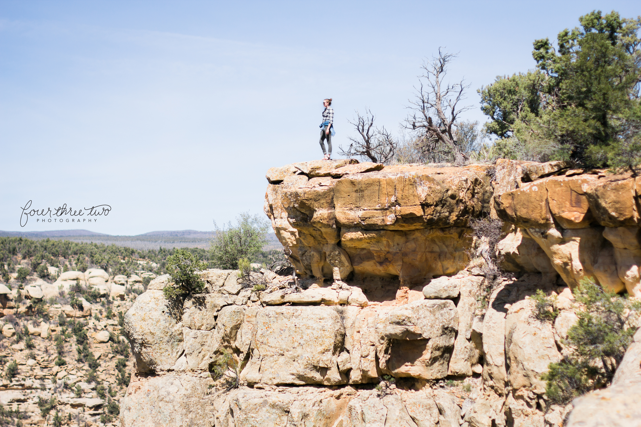 Colorado Mountain Photographer - epic lookout in Colorado