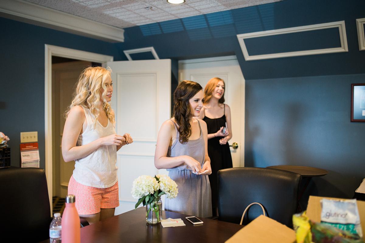 UNO Thompson center wedding