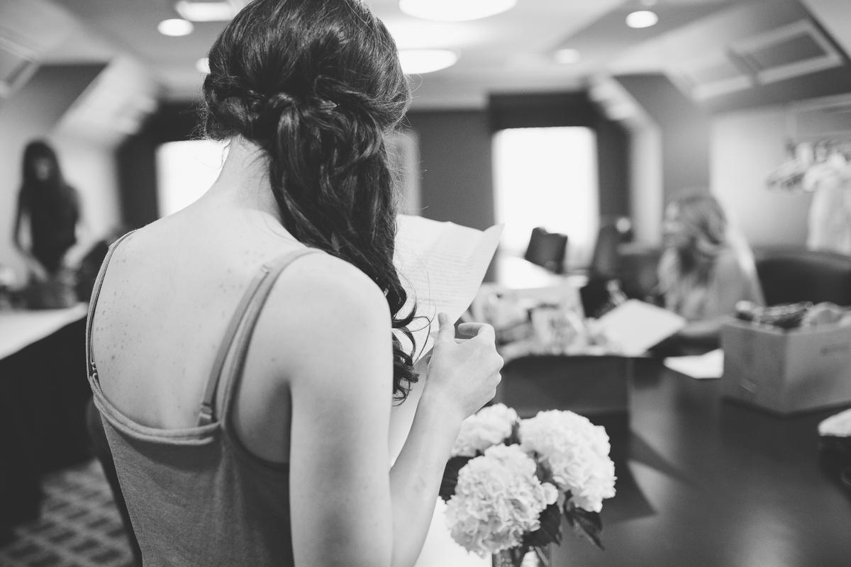 Thompson center wedding photographer
